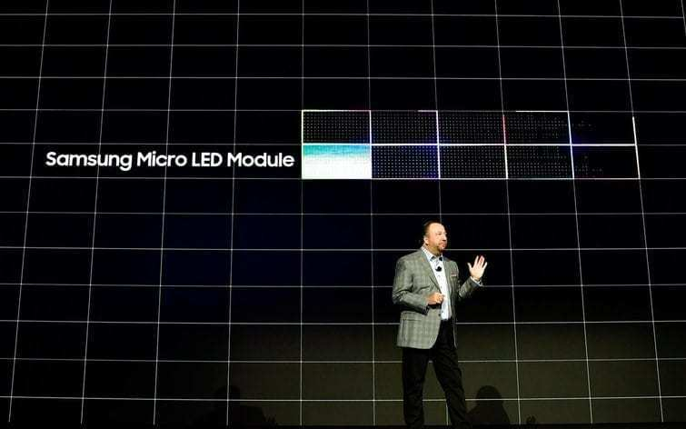 Samsung Micro LED Advancements