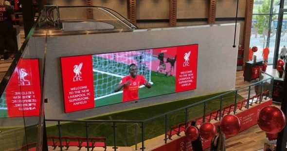 Large-LED-Screen-installed-at-Liverpool-Football-Club
